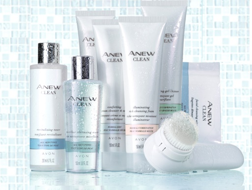 Skincare Anew Clean