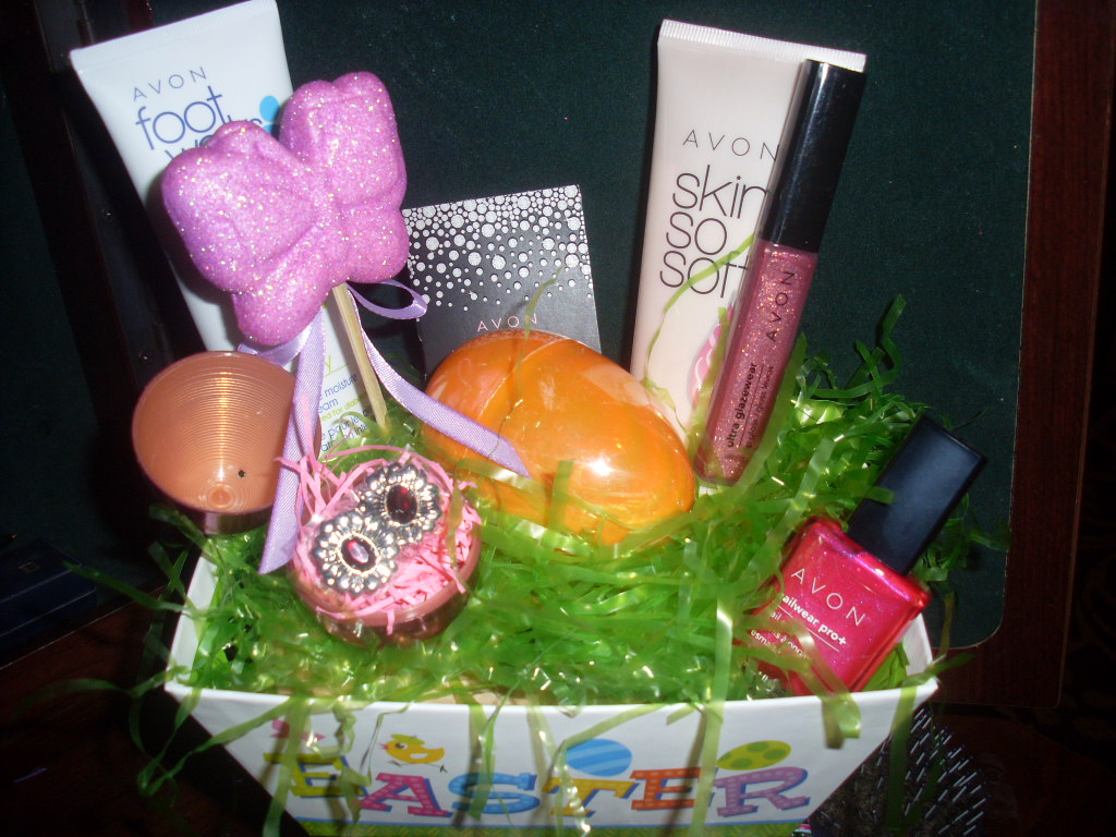 Avon gift baskets avon beauty rep monica avon gift baskets negle Image collections