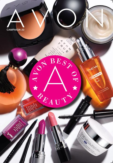 New Avon Brochure - Avon Beauty eRep- your online Avon Representative