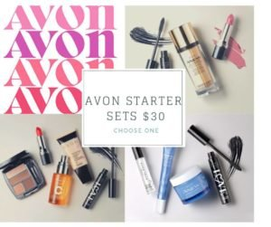 New Avon Starter Kits