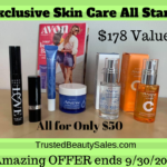 Exclusive Skin Care All Stars