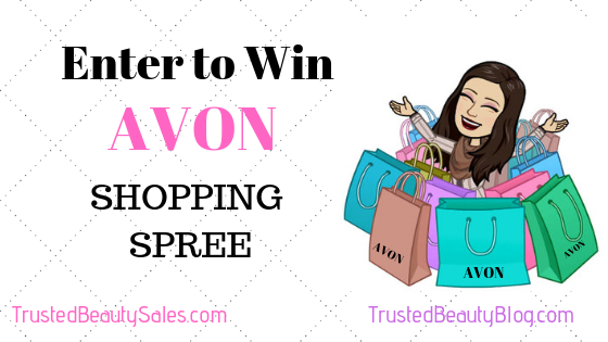 Avon shopping Spree Giveaway